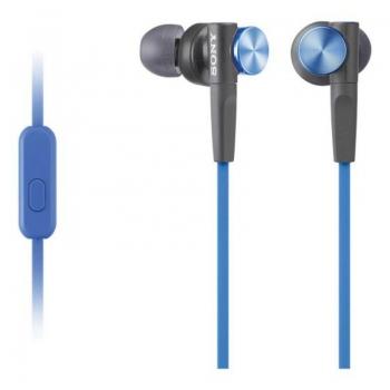 אוזניות In-Ear + מיקרופון SONY MDRXB50