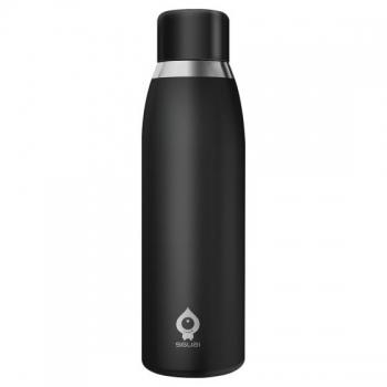 בקבוק חכם שומר חום/קור בעל מסך מגע SGUAI