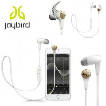 אוזניות בצבע לבן BLT X3 SPORT JAYBIRD