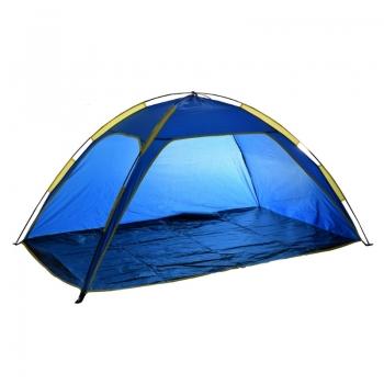 אוהל חוף פתוח זוגי