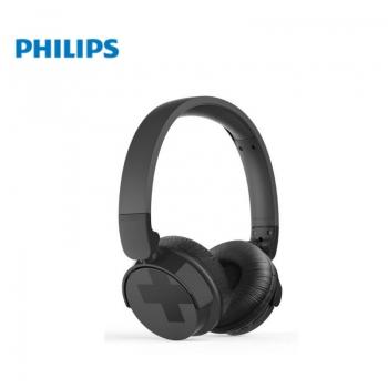 אוזניות קשת בלוטוס Philips TABH305BK שחור